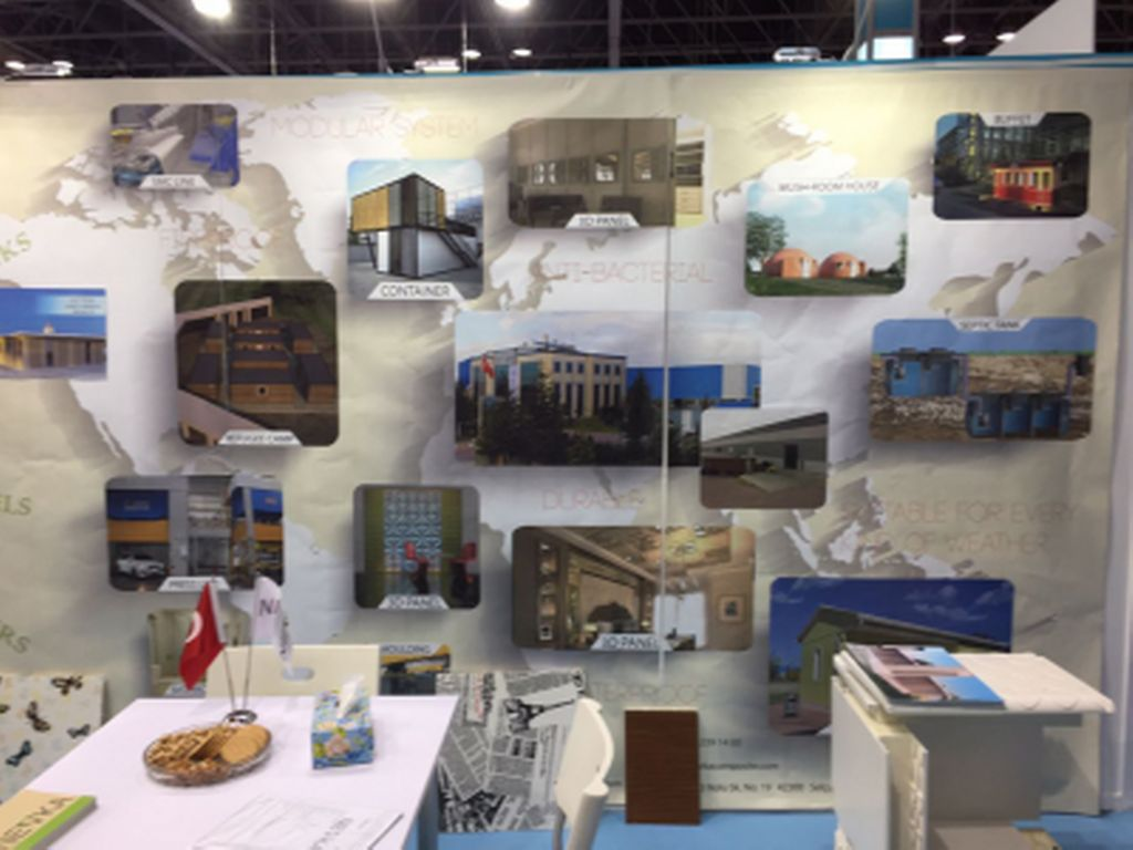 2016 The Big 5 Dubai Construction Exhibition