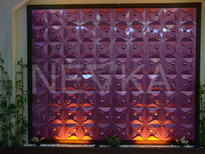 Nevka Showroom _ 3D Panel