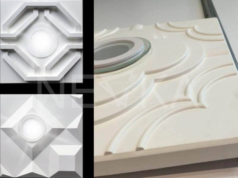 3D Panel Render