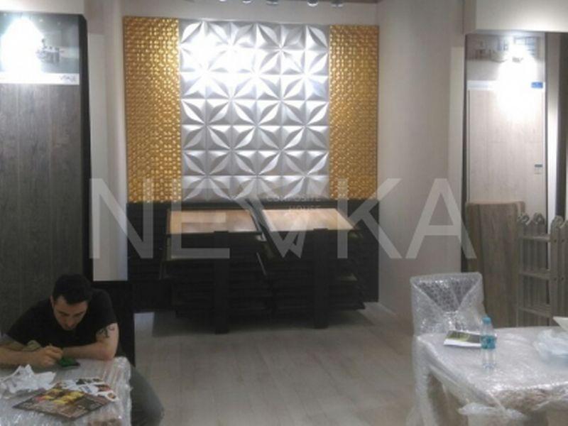 Evdema Fuar Standı _ 3D Panel