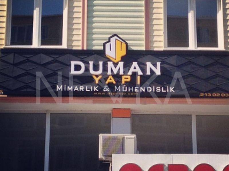 Karaman Tabela Arkası _ 3D Panel