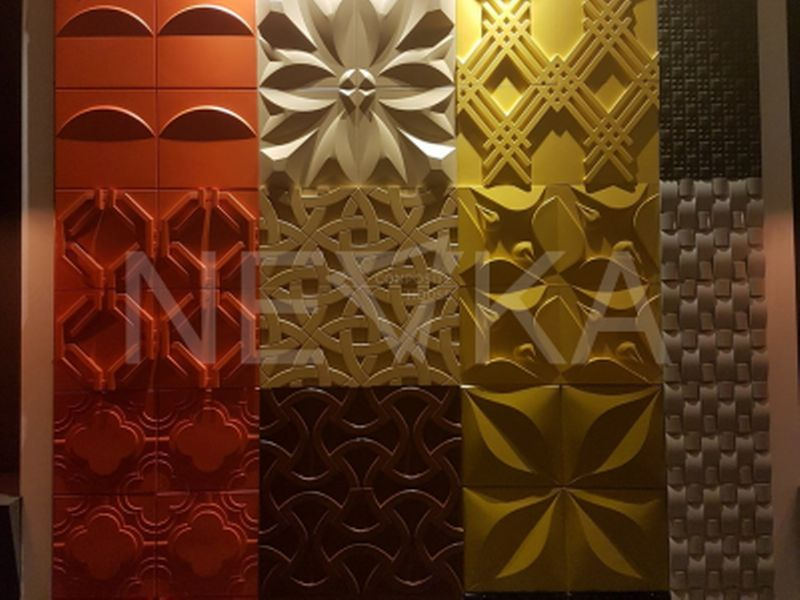 West Mimarlık Ofisi _ 3D Panel